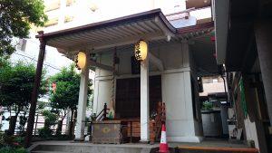 妻戀神社(妻恋神社) 拝殿