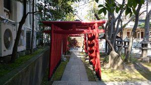 富岡八幡宮 永昌五社稲荷神社 (1)