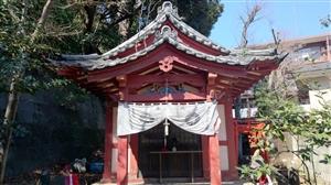 王子稲荷神社 本宮