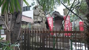 新橋塩竈神社 福神社
