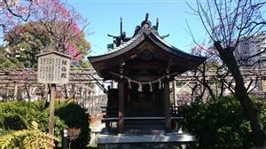 亀戸天神社 紅梅殿