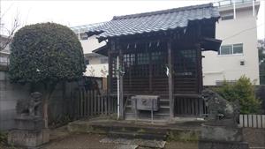 簸川神社 五社神社