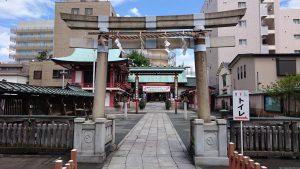 浅草鷲神社 二の鳥居