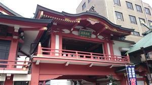 鷲神社 渡殿