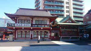 神田神社 祭務所・神楽殿