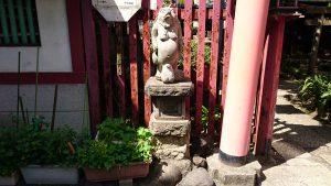 柳森神社 おたぬきさま