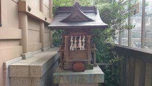朝日神社 稲荷神社