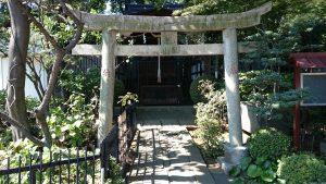 文京区白山神社 八幡神社