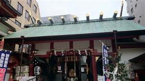 鷲神社 拝殿