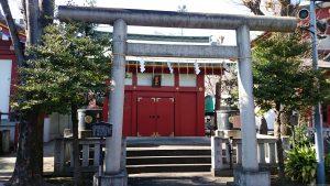 神田神社 大伝馬町八雲神社