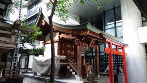 築土神社 世継稲荷神社 (1)