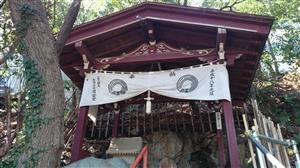 王子稲荷神社 御穴様社殿