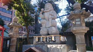 神田神社 だいこく様尊像