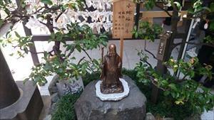 小網神社 福禄寿