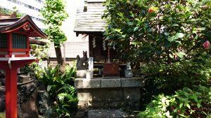 柳森神社 明徳稲荷神社