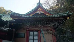 王子稲荷神社 本殿