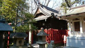 富岡八幡宮 永昌五社稲荷神社 (2)