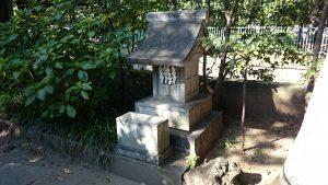 佃島住吉神社 古河神社