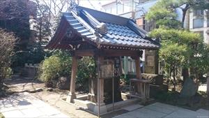 住吉神社 水盤舎