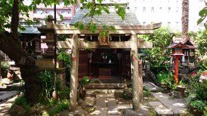 柳森神社 金比羅宮
