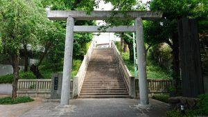 簸川神社 鳥居
