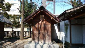 富岡八幡宮 鹿島神社・大鳥神社
