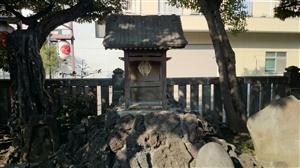 富岡八幡宮 境内石祠