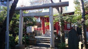 神田神社 魚河岸水神社