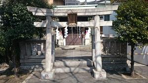 神田神社(神田明神) 浦安稲荷神社