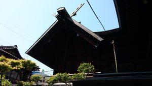 柳森神社 本殿