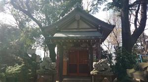 品川神社 富士浅間神社