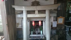 品川神社 阿那稲荷神社下社 (1)