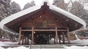 北海道神宮 末社開拓神社 (3)