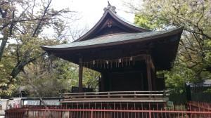 上野東照宮 神楽殿