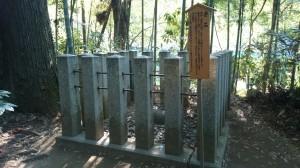 香取神宮 要石 (2)