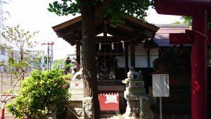 羽田神社 羽田稲荷神社