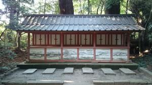 香取神宮 末社六所神社