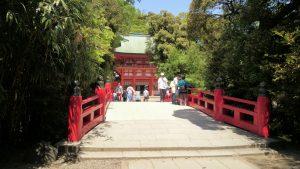 大宮氷川神社 神橋