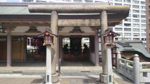 湯島天満宮(湯島天神) 境内社