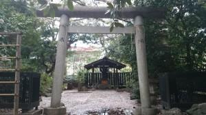 深沢神社 深沢弁財天 (3)