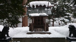 北海道神宮 末社穂多木神社 (2)