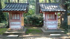 香取神宮 末社市神社・天降神社・馬場殿神社