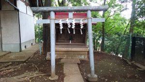 駒繋神社 御嶽神社・榛名神社・三峯神社