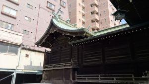 千束稲荷神社 本殿