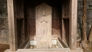 尾山台宇佐神社 青面金剛像