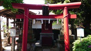 羽田神社 日枝神社