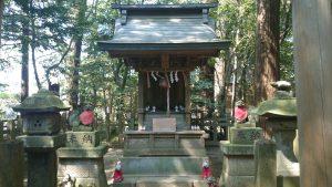 鹿島神宮 稲荷社