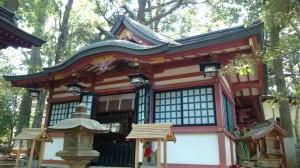 氷川神社 末社稲荷神社 (2)