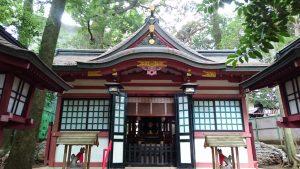 大宮氷川神社 稲荷神社