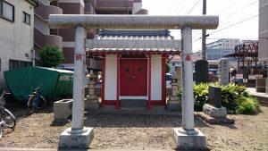 別宮羽田神社 御旅所